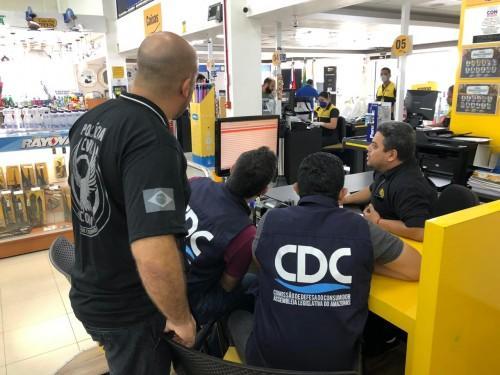 Polícia Civil realiza operação para verificar aumento de preço nas vendas de álcool em gel, máscaras e luvas