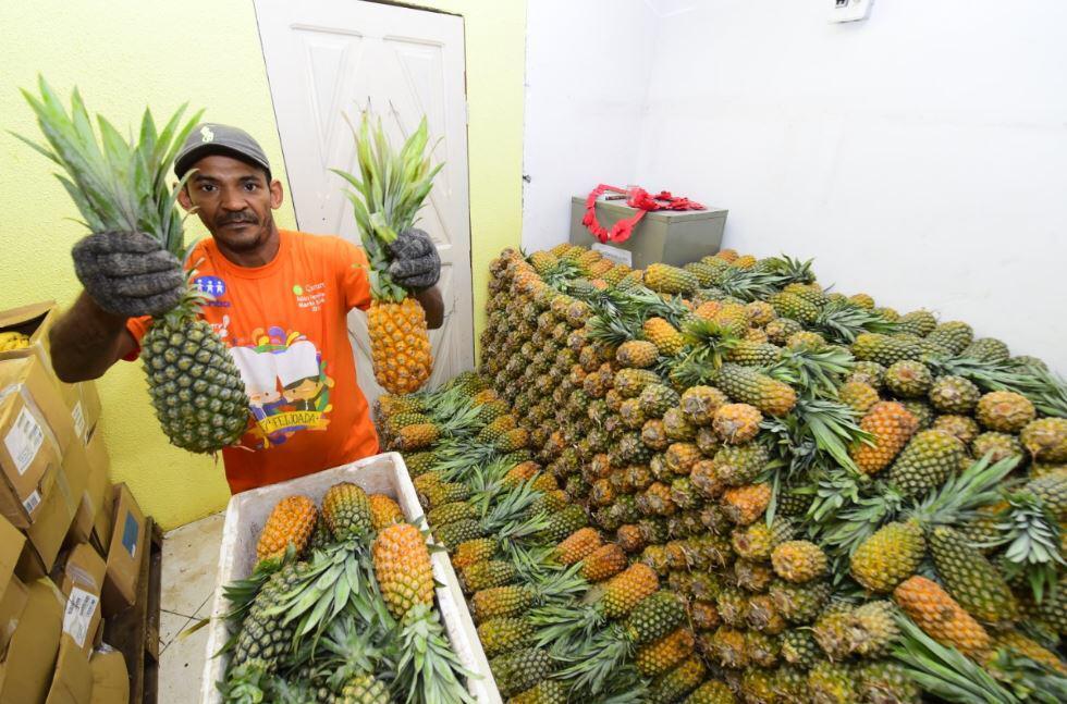 Governo doa 80 toneladas de alimentos para 150 instituições filantrópicas