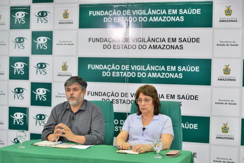 Amazonas salta de 11 para 26 casos de coronavírus; Parintins registra um caso