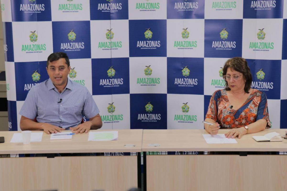 Amazonas registra 54 casos confirmados do novo coronavírus