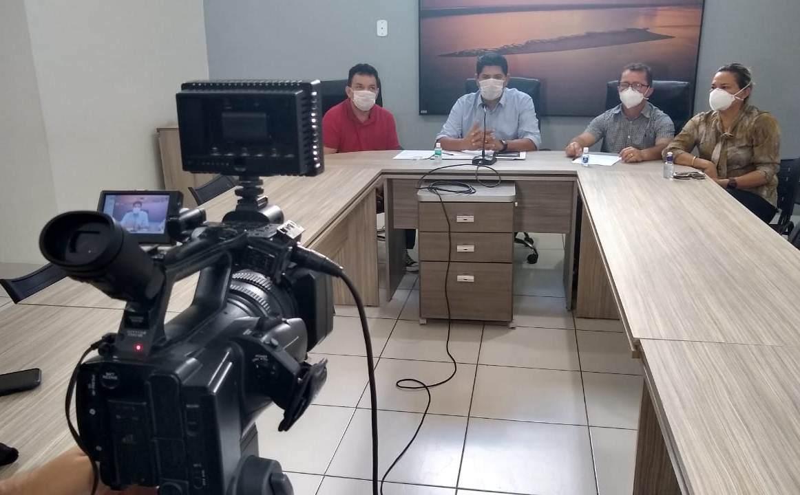 CORONAVÍRUS: Prefeitura adotará toque de recolher em Parintins