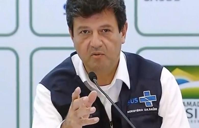 Ministro da Saúde diz que é hora do brasileiro mostrar solidariedade