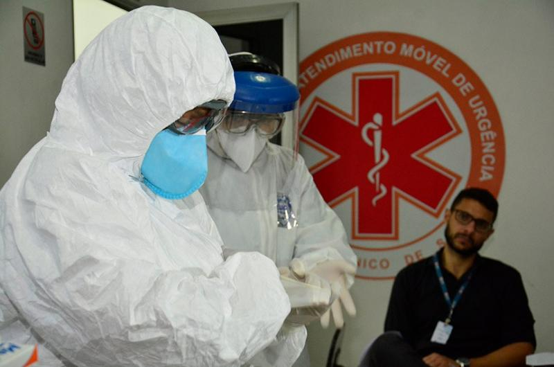 Senadores destinam emendas de bancada para o combate ao novo coronavírus