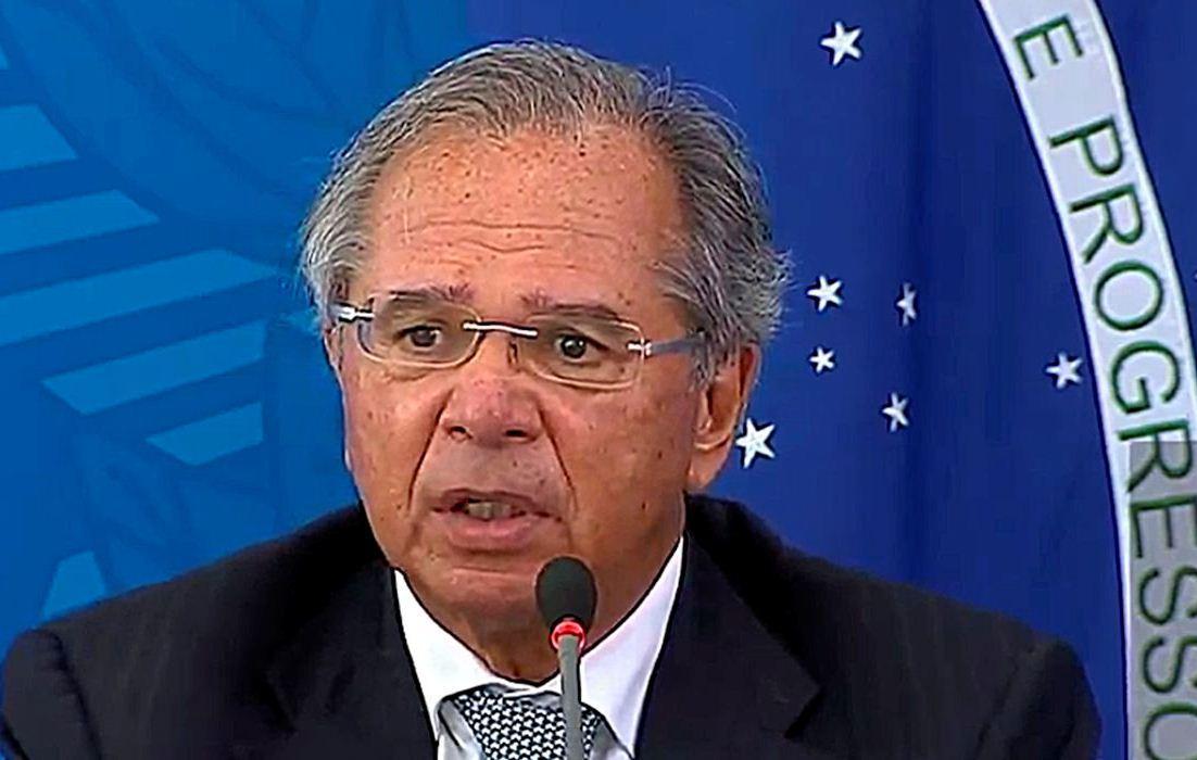 Ações para enfrentar coronavírus totalizam R$ 700 bi, diz Paulo Guedes