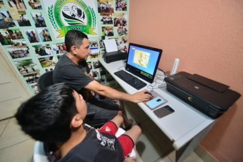 'Aula em Casa': segunda semana do projeto inicia atividades para alunos do 4º e 5º anos do Ensino Fundamental