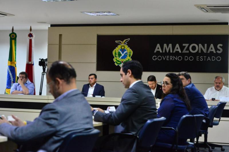 Wilson Lima diz que comércio e serviços não essenciais permanecem fechados