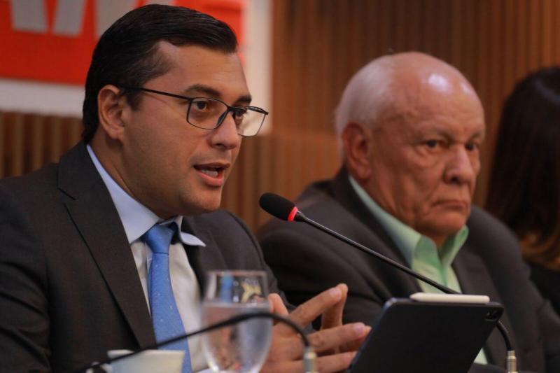 Wilson Lima garante salários e diz que vai à Justiça contra Fake News