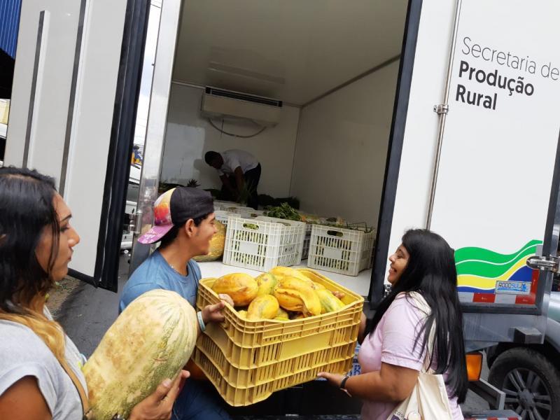 Produtor rural e população serão beneficiados com medidas do Governo do Estado voltadas ao setor primário