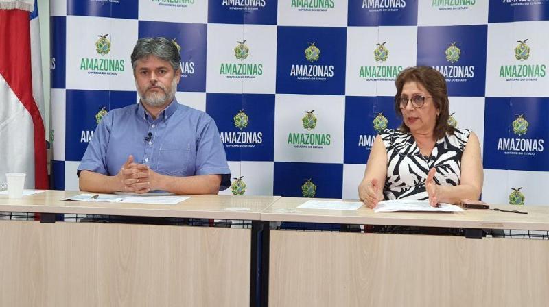 Autoridades de saúde do Amazonas reforçam recomendação de isolamento social