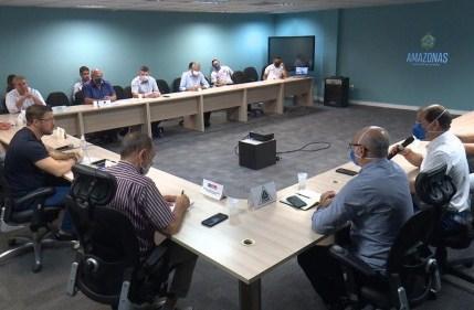 Governo do Amazonas avança em tratativas para a fabricação de respiradores artificiais