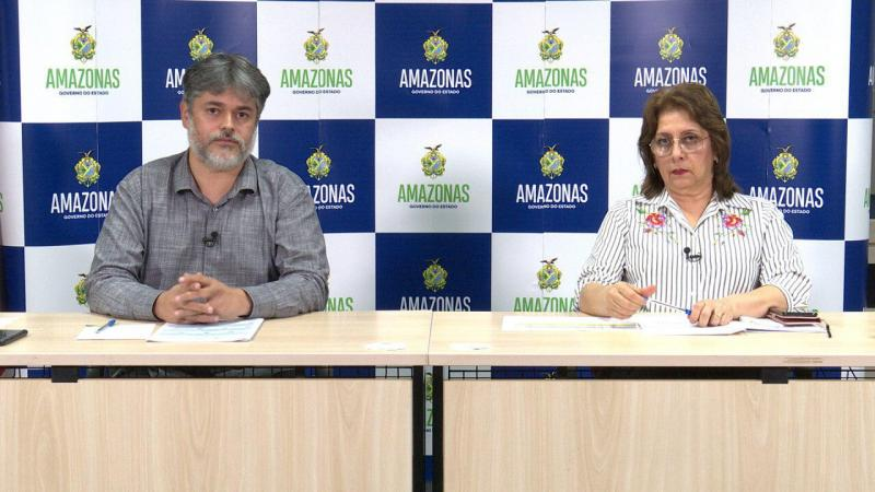 Amazonas registra mais cinco mortes pelo novo Coronavírus