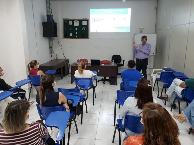 Susam treina médicos para atendimento de pacientes de Covid-19 por Telemedicina