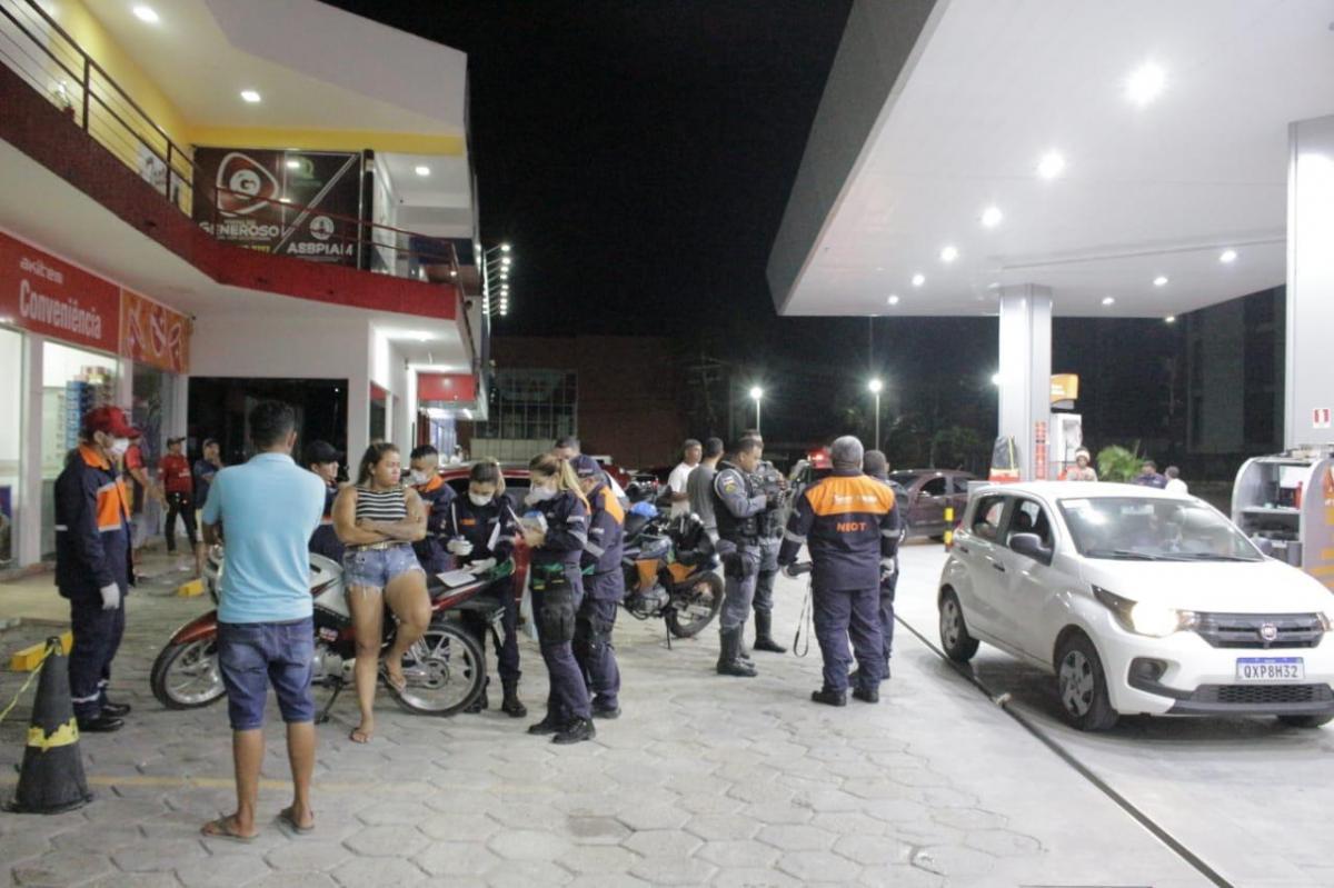 Detran-AM intensifica ações de fiscalização em Manaus