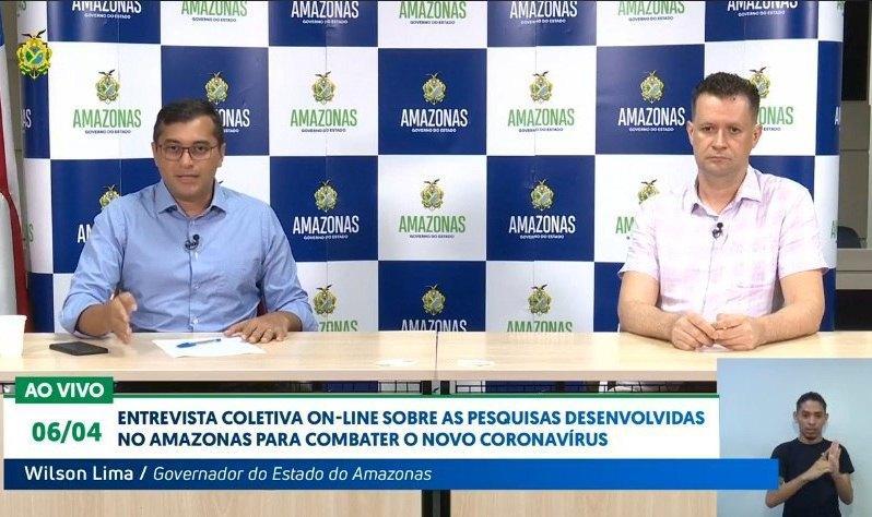 Pesquisa do Amazonas tem primeiros resultados sobre uso da cloroquina no tratamento de pacientes com Covid-19