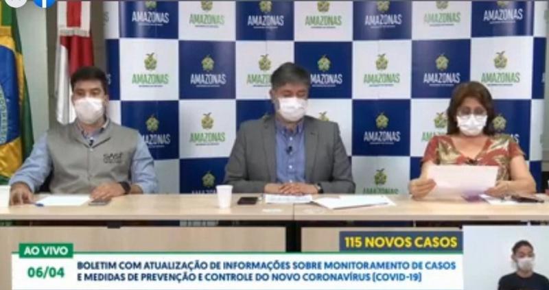 Boletim sobre monitoramento de casos e medidas de prevenção e controle do novo Coronavírus