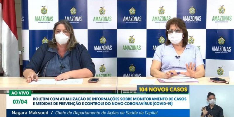 Manacapuru é a cidade do interior com 42 casos de coronavírus e 3 óbitos
