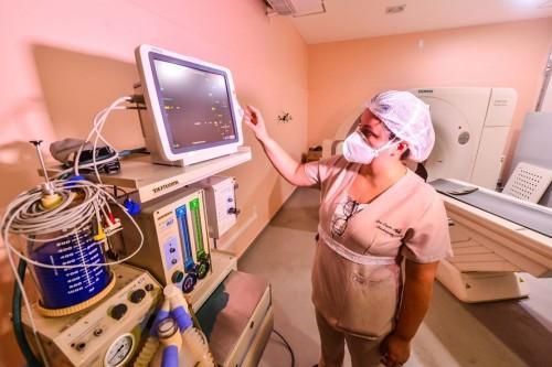 Profissionais da rede estadual de saúde somam esforços na preparação de hospital de apoio para casos de Covid-19