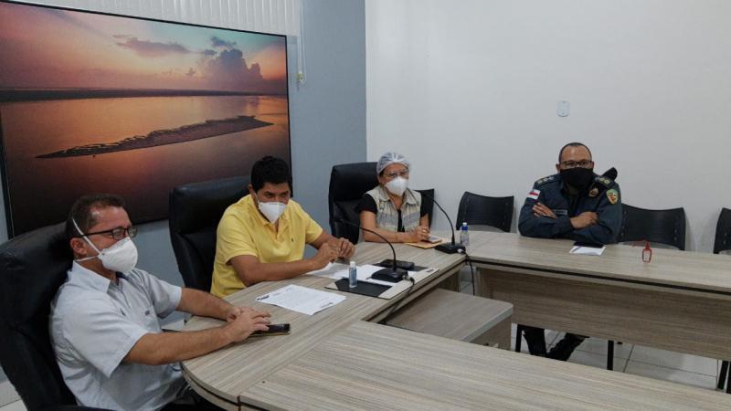 Polícia Militar traça novas estratégias de combate ao Coronavírus