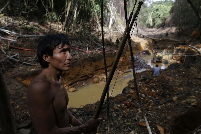 Ministério da Saúde registra primeiro caso de Covid-19 em Yanomami, em Roraima