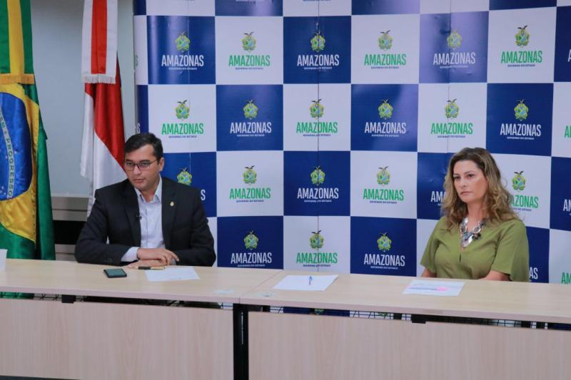 Cai Rodrigo Tobias e biomédica assume Susam; Governo do Estado reforça assistência psicossocial nas unidades de saúde