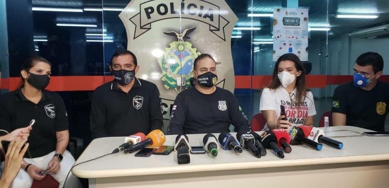 Caso Miss Manicoré: suspeito confessa crime em depoimento à Delegacia de Homicídios
