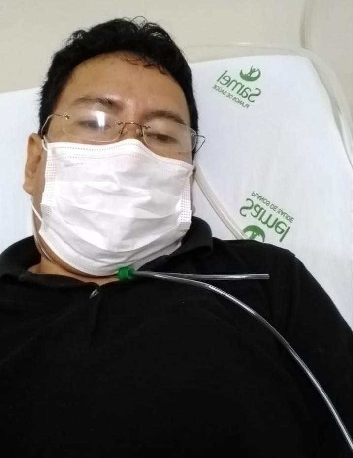 Médico cirurgião contaminado pela Covid-19 em Barreirinha viajou hoje para Manaus