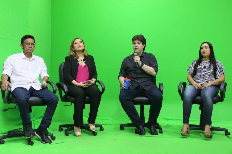 Profissionais da Educação debatem ferramentas digitais em novo tutorial