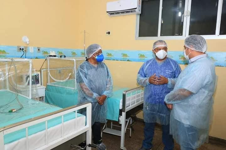 Sobe para 176 os casos de Covid-19 em Barreirinha; 26 foram confirmados neste sábado