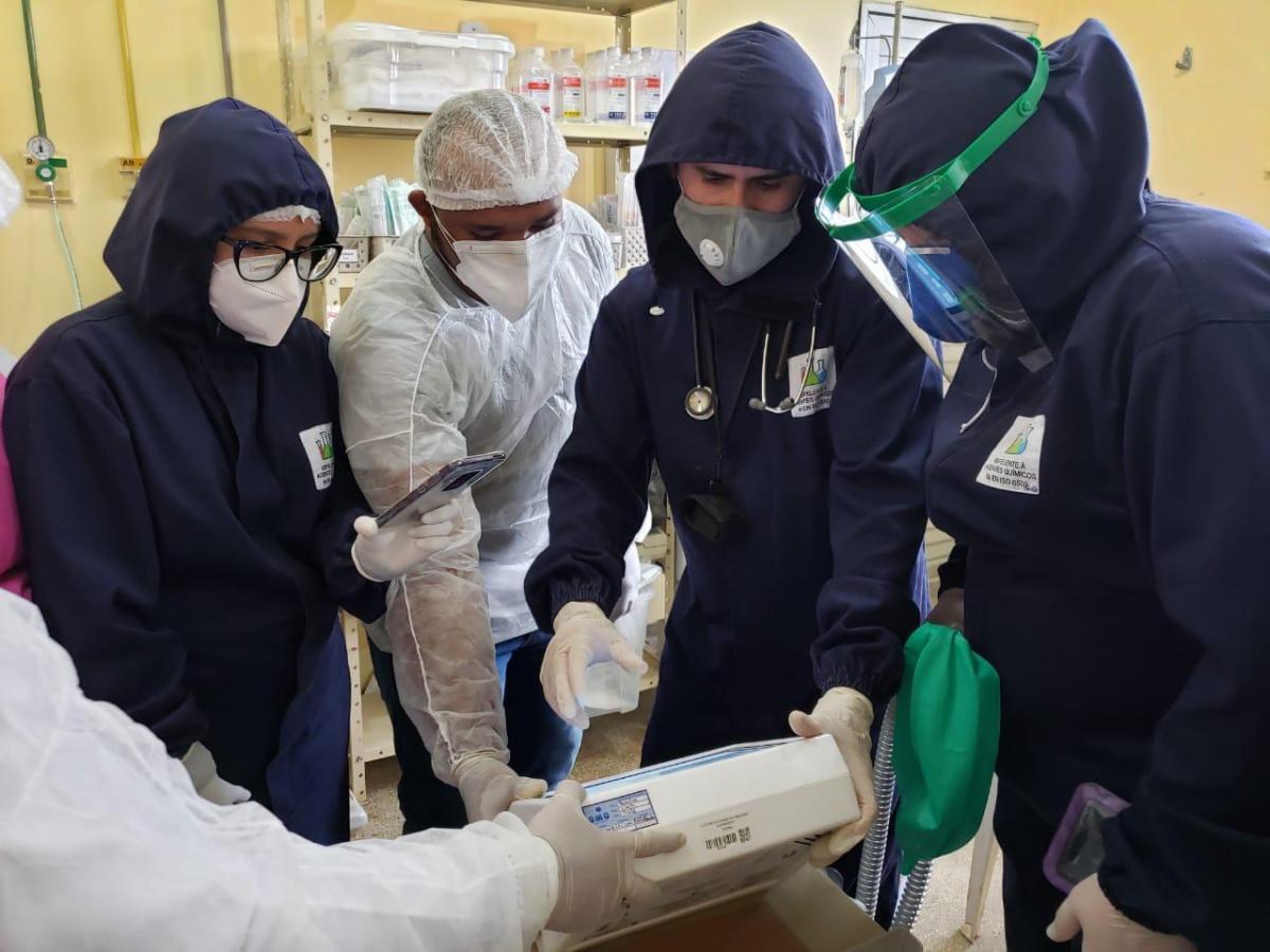 Itacoatiara recebe novos equipamentos do Governo do Estado