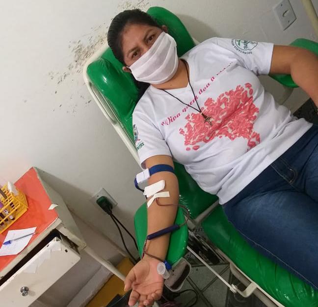 Banco de Sangue Amílcar Monte Rey amplia atendimento para coleta