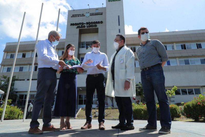 Hospital João Lúcio passará por reforma, com investimento de R$ 15,4 milhões