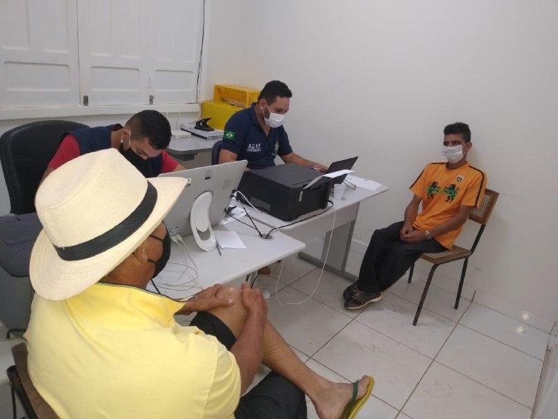 Adaf prorroga campanha de atualização cadastral de animais em 13 municípios