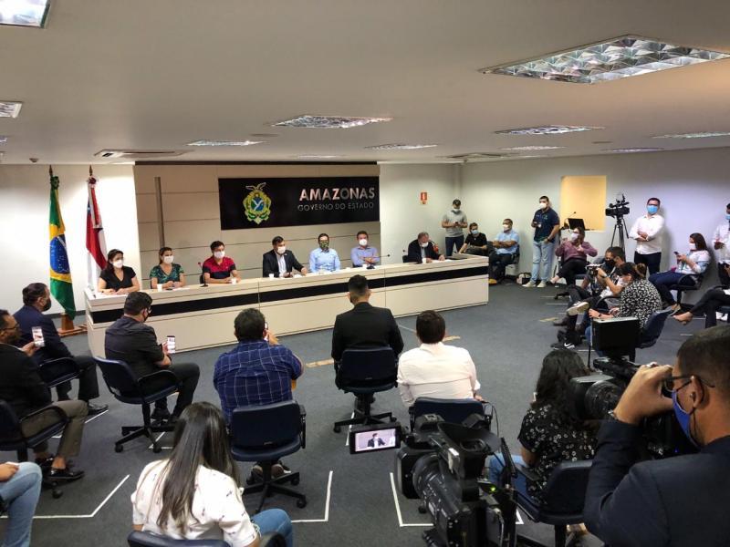 Plano de reabertura do Governo do Amazonas estabelece normas para funcionamento dos órgãos estaduais