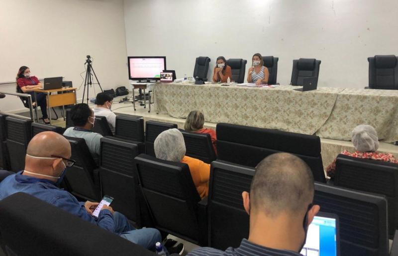 Simone Papaiz destaca importância da união das instituições para enfrentamento da pandemia do coronavírus