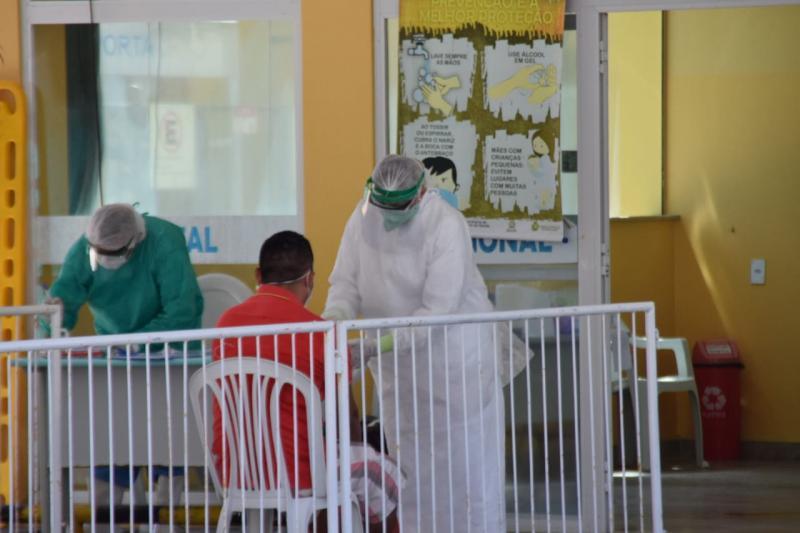 Casos confirmados de coronavírus em Parintins chegam a 1.118, com 2 óbitos em 24 horas