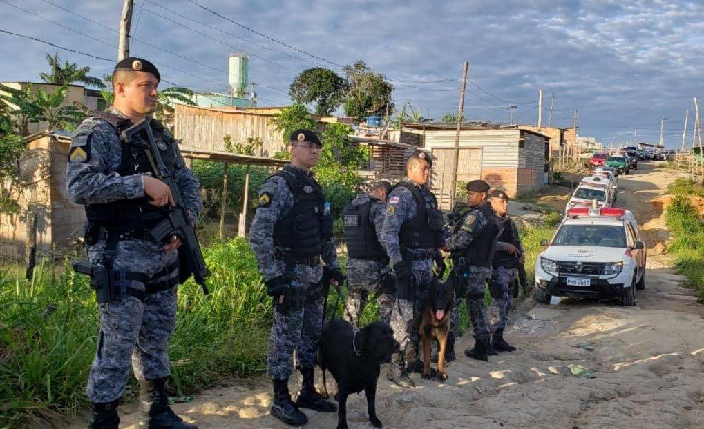 Em Manaus, cai o número de roubos seguidos de morte