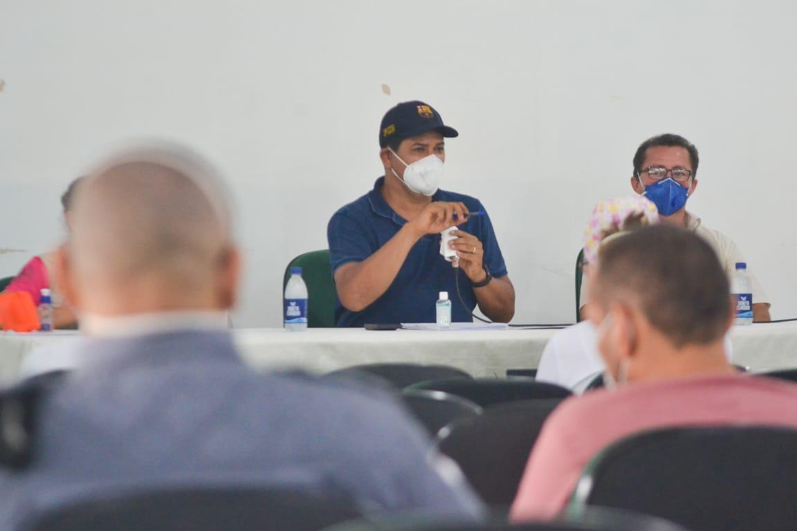 COVID-19: Bi Garcia prorroga toque de recolher por mais 15 dias