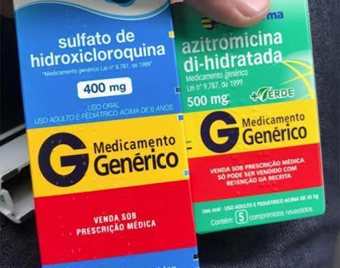 OMS retoma testes com hidroxicloroquina para covid-19