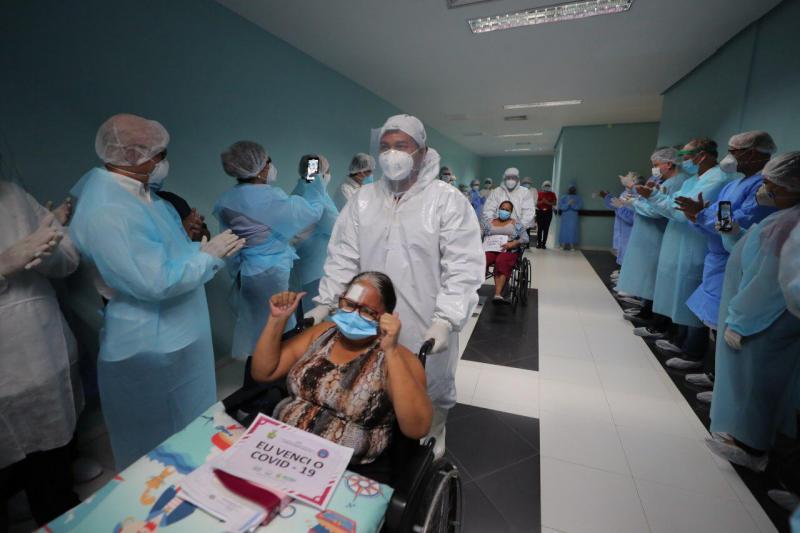 Número de recuperados de Covid-19 no Amazonas ultrapassa 35 mil, aponta o boletim da FVS