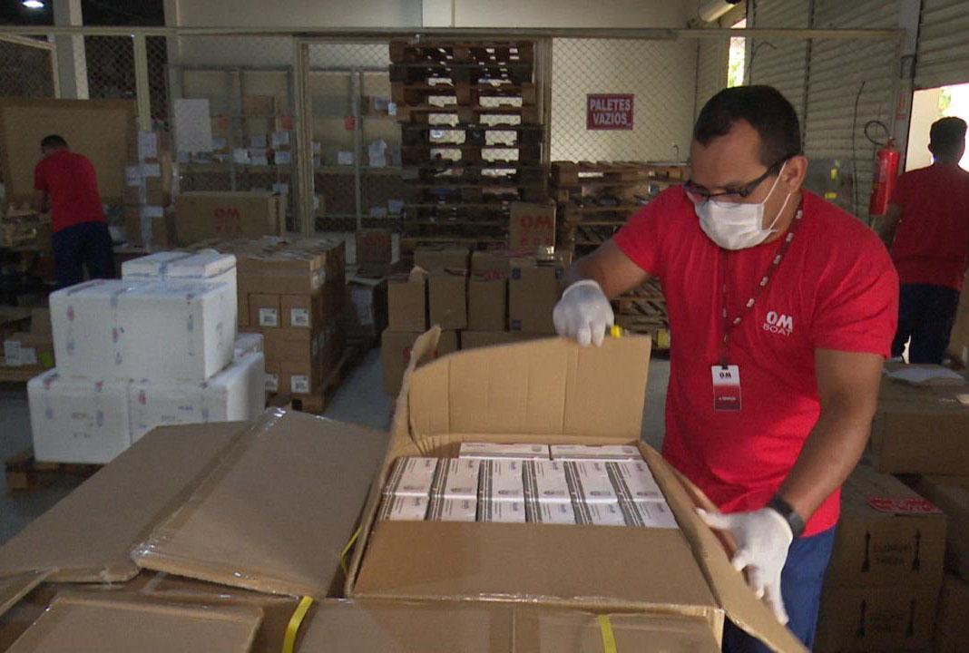 Governo do Amazonas vai adquirir mais testes rápidos para Covid-19