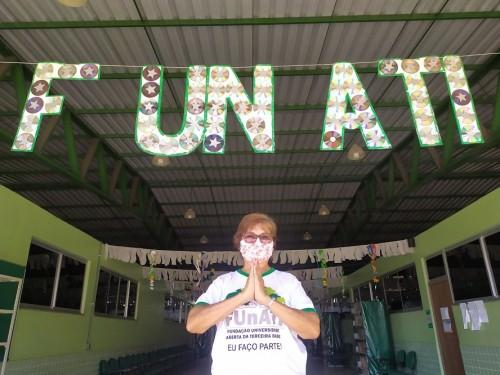 FUnATI promove ações de conscientização sobre a violência contra idosos