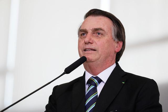 Bolsonaro fica calado sobre atos contra STF e fechamento da Esplanada