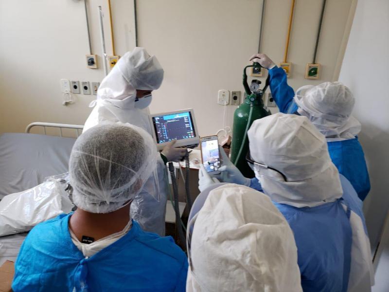 Boletim Epidemiológico de Covid-19 aponta 1.342 novos casos no Amazonas