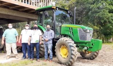 Produção de milho verde registra crescimento de 42% no Amazonas