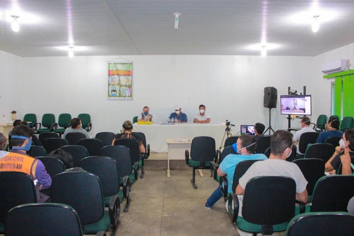 Bi Garcia mantém decretos de combate ao novo coronavírus