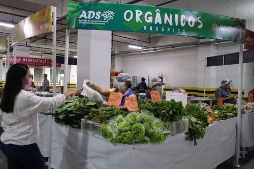 ADS realiza edição especial da Feira de Produtos Regionais durante o 'Muda Manaus', neste sábado (04/07)