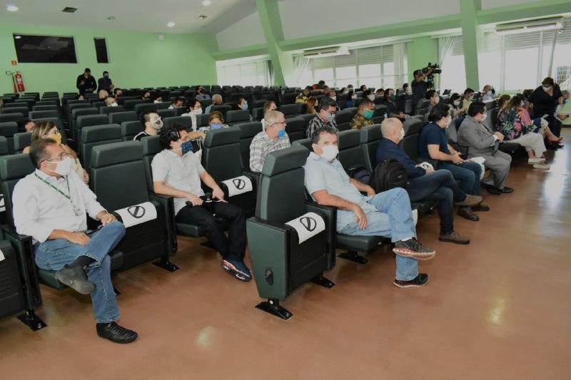 UEA promove workshop de acolhida aos docentes nomeados no último concurso