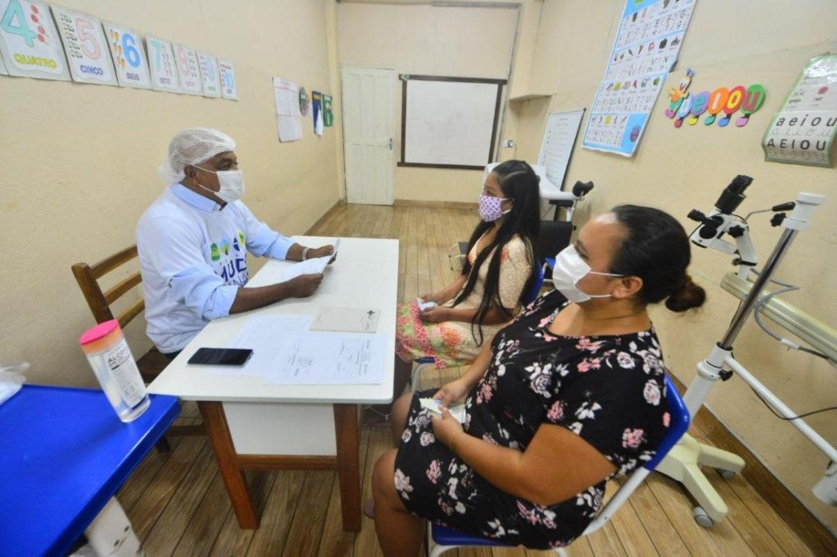 Quarta edição do 'Muda Manaus' tem início no bairro Cidade de Deus