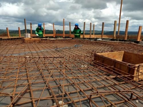 Obra de ampliação do sistema de abastecimento de água beneficiará cerca de cinco mil pessoas em Apuí