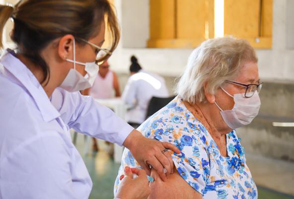 Campanha Nacional de Vacinação alcançou 88,8% do público-alvo
